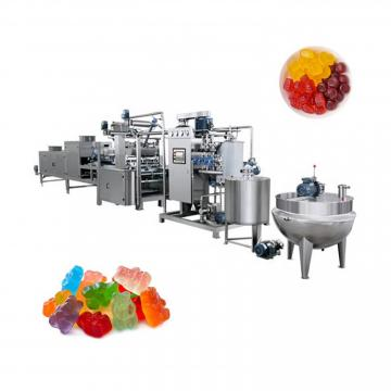 Jelly Depositing Production Line Gummy Bear Candy Making Machine