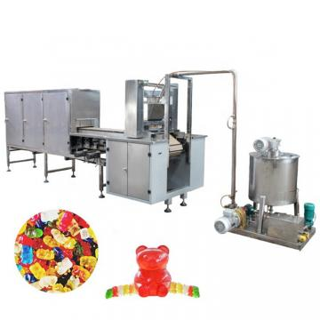 Gdq450A Fully Automatic Jelly Bean Line Equipped with Continuous Vacuum Cooking Candy Machine Gummy Machine with Ce