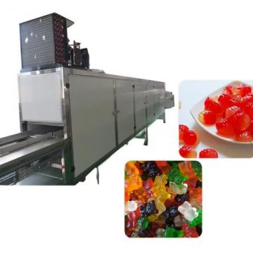 New 4 Color Soft Gummy Making Machine with GMP Standards