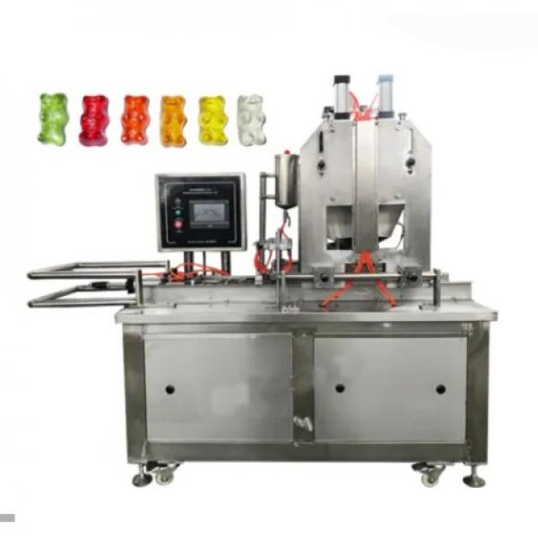 Jelly Candy Depositing Line Gummy Candy Making Machine #1 image