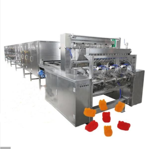 Full Automatically Electric Capsules and Tablets Counting Machine 12 Channel Double Output Automatic Gummy Bear Candy Counting Packing Machine #3 image