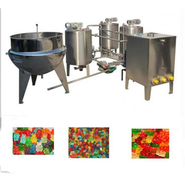 Gummy Candy Making Machine & Gummy Candy Depositing Production Line #3 image