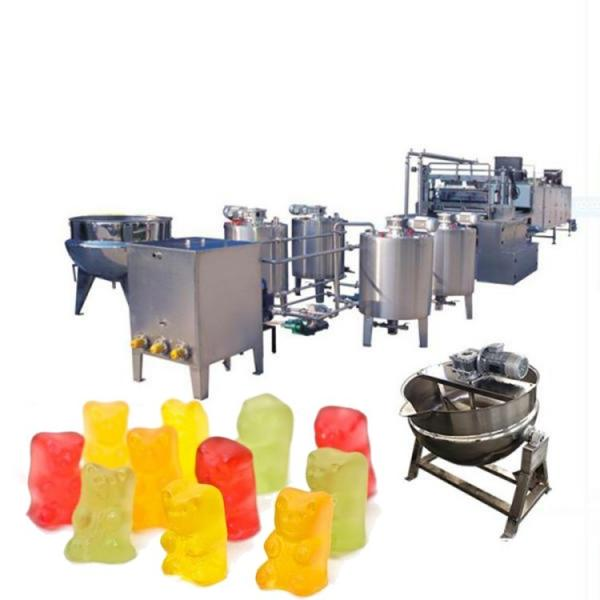 Confectionery Production Candy Depositing Production Line Equipment #3 image