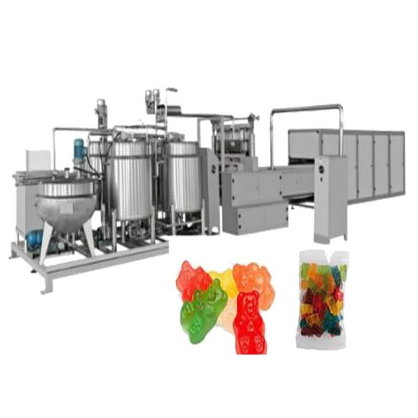 Confectionery Production Candy Depositing Production Line Equipment #2 image