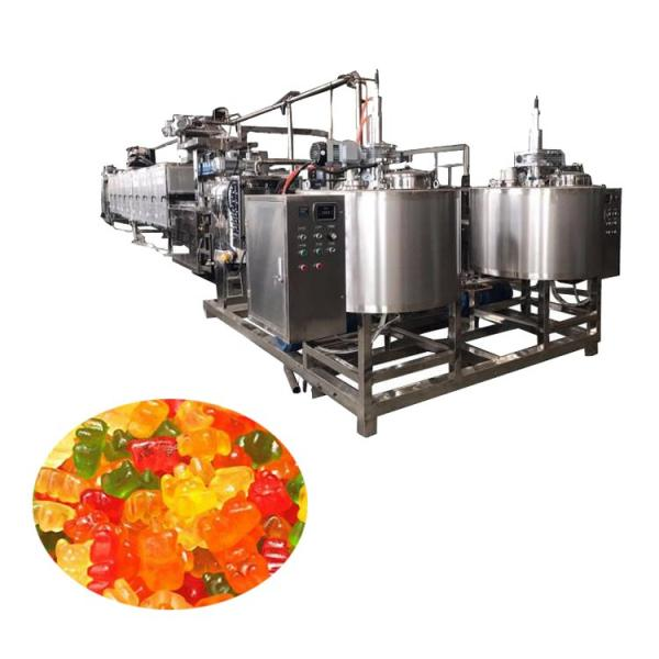 Confectionery Production Candy Depositing Production Line Equipment #1 image