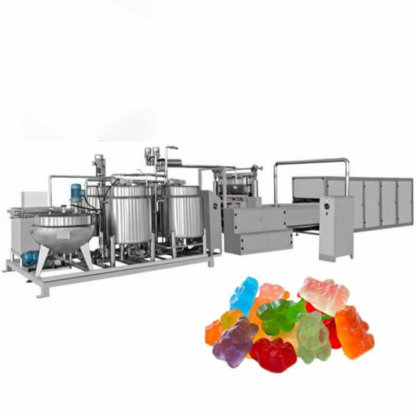 High quality building block jelly candy sweets chinese candy gummy candy maker #2 image
