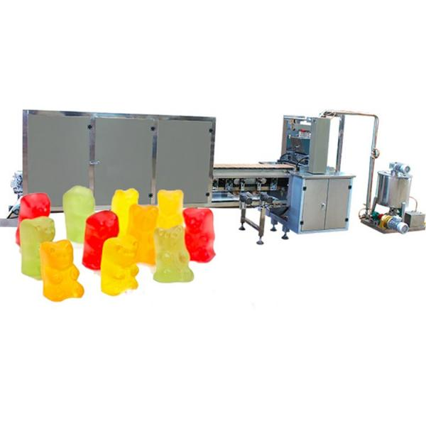 Jelly Candy Depositing Line Gummy Candy Making Machine #2 image