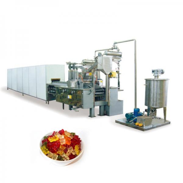Automatic Jelly Candy Depositing Line Gummy Candy Machine Candy Production Line Manufacturer with Ce ISO9001 (GDQ300) #2 image