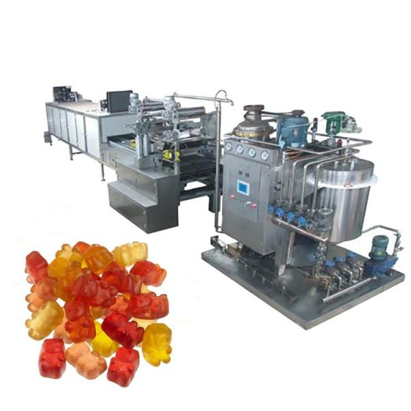 Kh-150/450 Ce Approved Gummy Bear Candy Making Machine #2 image
